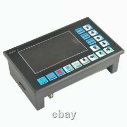 DDCSV2.1 500KHz CNC 4-Axis Motion Control System G Code Stepper Motor Driver