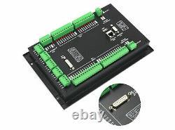 DE4 Axis CNC Router Replace Mach3 Offline Motion Controller DDCS 7 Screen+ MPG