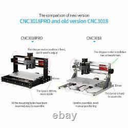 DIY Mini CNC3018pro CNC Router USB Engraving Machine GRBL Control 3 Axis PCB 1PC