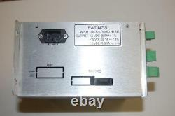 Delta Tau Systems QMAC 4 axis CNC controller (Boxed turbo PMAC2 lite)