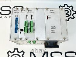 Delta Tau UMAC PMAC2 CPU PLC Control 4 Axis Interface, USB, I/O, PWR, Servo/CNC