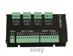 Dsp Controller Cnc Richauto 3 Axis Cnc Router Upgrade New 0501 Controller For am