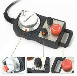 EU DDCS EXPERT 4 axis offline stand alone cnc controller+ handwheel MPG e-Stop