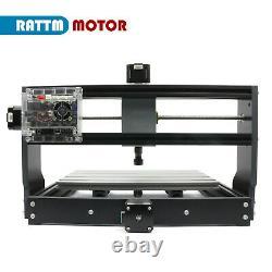 EU3 Axis GRBL 3018 Pro Control DIY Mini Machine Laser Engraving Milling Router