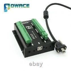 EU4 Axis NCH02 USB CNC NC Card Handheld Motion Controller Engraving Machine
