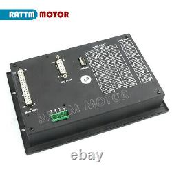 EUCNC 4 Axis Motion Offline Stepper Motor Controller System DDCSV3.1 PLC & MPG