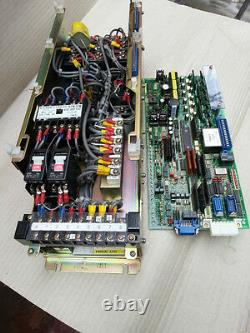 Fanuc Cnc Axis Drive Control A06b 6050 H102