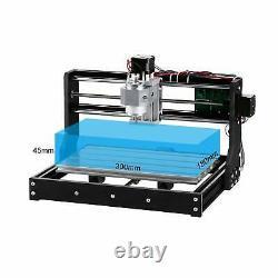 Genmitsu CNC 3018-PRO Router Kit GRBL Control 3 Axis Plastic Acrylic PCB PVC