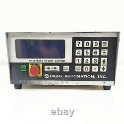 Haas Brushless Rotary Servo Controller Unit for 4th Axis Rotary Table Indexer