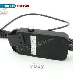 IT4 Axis Nema34 CNC Controller 4N. M Closed Loop Servo Stepper Motor Driver+MPG