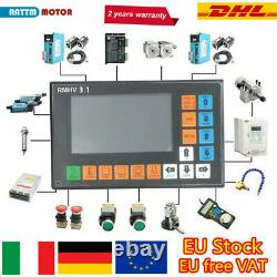 ITA4 Axis Offline Stand Alone Controller G-Code CNC Router Motion System V3.1