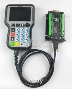 Independent Motion Controller CNC Numerical Control System Maximum 4 Axis