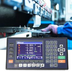 LCD Display CNC Controller 4-axis Milling Machine Controller TC5540V High