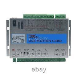 Mach4 2000KHZ 2MHz CNC 3 Axis Motion Control Card Breakout Board for Machine