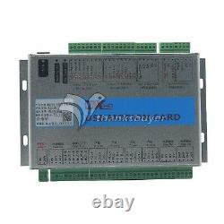 Mach4 CNC 4 Axis Motion Control Card USB 2MHz Breakout Board for Machine #NEW sj