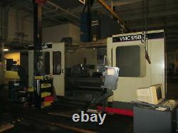 Monarch VMC-175B 84.5X 30Table 3-Axis CNC Vert Machining Center WithBad Control