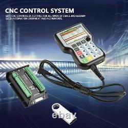 NC Card USB CNC Motion Control System 3/4/5 Controller Board NCH02 BT