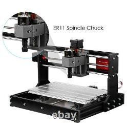 NEW CNC 3018 Pro Mini CNC Machine Laser Engraver Machine GRBL Control 3 Axis Pcb