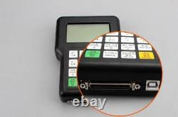 New DSP0501 3 Axis Engraving Machine Controller CNC DSP Handle Remote Control