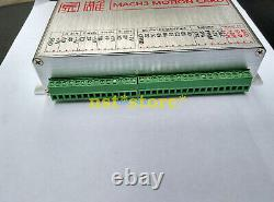 New for MACH3 engraving machine control card four-axis CNC controller