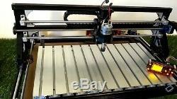 Pro CNC Router 3 Axis 500 x 360 ASSEMBLED + Offline Controller Engraver Machine