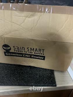 Sain Smart Genmitsu Cnc 3018-pro Router Kit Grbl Control 3 Axis Plastic Acrylic