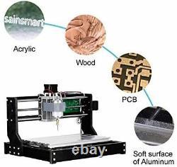 SainSmart Genmitsu CNC Router Kit 1810-PRO GRBL Control 3 Axis Plastic Acrylic