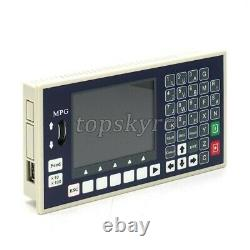 TC5520H 2 Axis CNC Controller System G Code Motion Controller with MPG For CNC tps