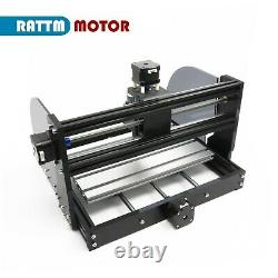 UK3018 Pro Max 3-Axis Offline Control GRBL CNC Wood Router DIY Engrave Machine