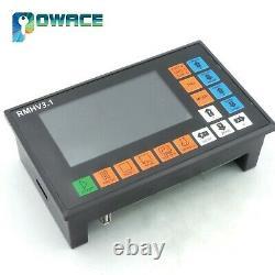 UK4 Axis Standalone CNC Offline Motion Controller G-Code+MPG Handwheel&E-Stop