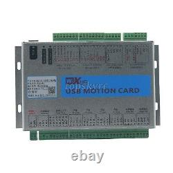 USB 2MHz Mach4 CNC 4 Axis Motion Control Card Breakout Board for Machine tpys