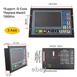 Upgrade 3/4 Achsen DDCS V3.1 CNC Offline Motion Controller 5 Handwheel G Code