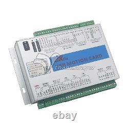 Upgrade 3Axis Motion Control Card Breakout Board CNC Mach3 USB 2MHz MK3-V