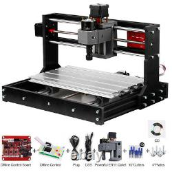 Upgrade CNC 3018 Pro GRBL Control DIY Router Engraver Machine 3 Axis Pcb S1A8