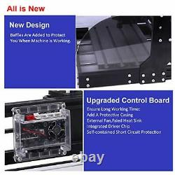 Upgraded CNC 3018 Pro-M Engraving Machine, 3 Axis GRBL Control Mini DIY