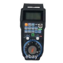 WHB04B CNC MACH3 Wireless Electronic Handwheel 4-Axis Manual Controller USB Hand