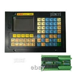 XC609T 2 Axis USB CNC Controller 3.5 32Bit G-Code + XCIOZJ I/O Adapter Board