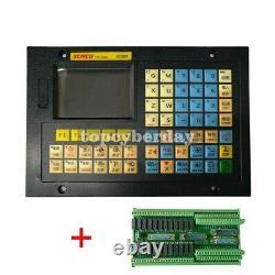 XC609T 2 Axis USB CNC Controller System 32Bit G-Code + XCIOZJ I/O Adapter Board