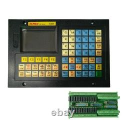 XC609T 2 Axis USB CNC Controller System 32Bit G-Code + XCIOZJ I/O Board Adapter