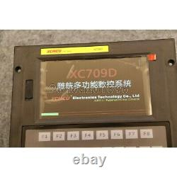 XC709D 3-Axis CNC Numerical Control System for Carving Milling Drilling Tap sz8