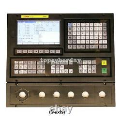 XC809DE 5 Axis CNC Motion Controller 7 LCD For Carving Milling Drilling Tapping